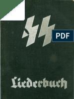 Rasse- Und Siedlungshauptamt SS - SS-Liederbuch (180 S., Scan, Fraktur)