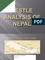Pestel Analysis of Nepal