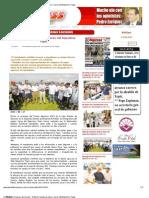 17-08-2012 Periódico Express de Nayarit - Roberto Sandoval visita a Coras del Deportivo Tepic