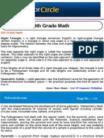 9th Grade Math