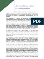 Pepe Des Mont an Do Version Oficial