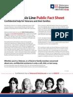 VeteransCrisisLine-PublicFactSheet