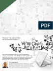 HP Mini TB E-Brochure With HP QuickWeb