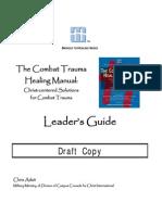 Combat Trauma Healing Manual Leader's Guide