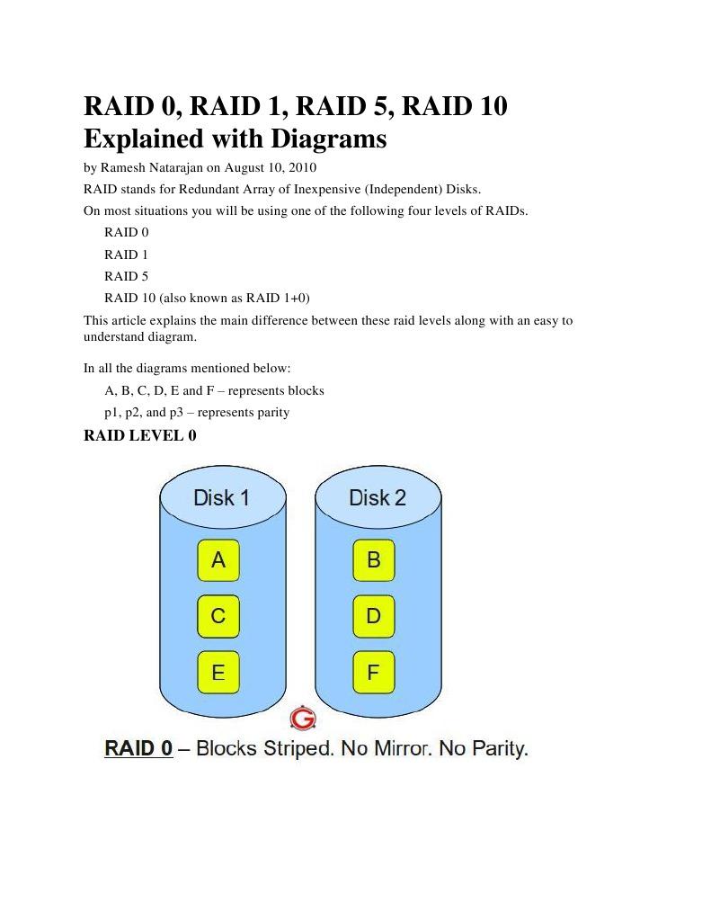 how many disks required for raid 0 wiring diagrams Raid 5 Number Diagram Raid Diagram 3