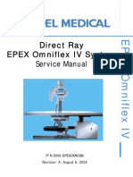 Del Medical Epex Omniflex IV Service Manual