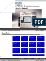 Medtronic LIFEPAK-12 Service Manual