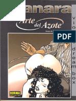 Milo Manara - El Arte Del Azote (1)