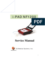 iPad NF1200 Defibrillator Service Manual