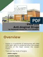 Anti Anginal Drugs