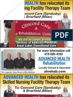 Huron Hometown News - Display Ads - August 16, 2012