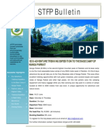 Sustainable Tourism Foundation Bulletin June 2012