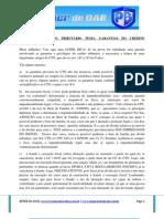 Dica 001 - GARANTIAS DO CRÉDITO TRIBUTÁRIO