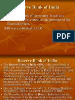 PPT PRESENTATION - RBI