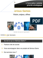 Innhotep - Serious Games - 2012