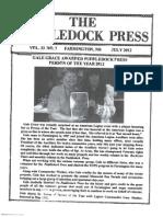 Puddledock Press July 2012