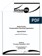 Dec 2011 TPO Agenda Book regarding Mayport ferry