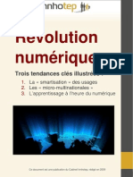 Révolution Numérique - Trois tendances clés illustrées - Innhotep 2009