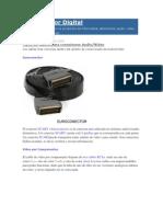 Tipos de Cables de Audio y Video