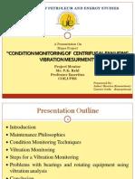 Condition Based Maintenance