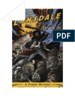 Joe R. Lansdale - Dead in the West - A Zombie Western (inglese)