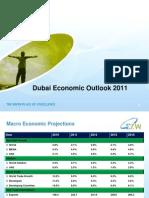 UAE - JAFZA - Dubai Economic Outlook 2011