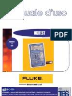 Manuale Oxitest Plus