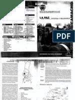 La Paz Cultural Diversa y Milenaria - Provincia Camacho