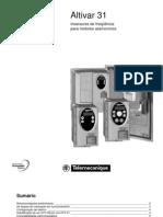 1972012 Manual Do Inversor Telemecanique Atv31