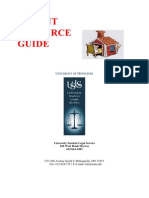 Tenant Resource Guide