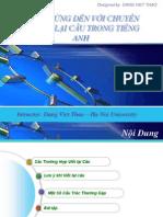 Chu de Viet Lai Cau Trong Tieng Anh