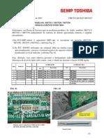 Semp Toshiba MS7513-7520-7530 desligamento indevido