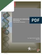 Monografia Epidemiologia Molecular Dra. Rita T