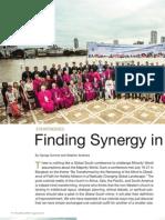 Finding Synergy in Bangkok