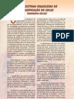 Novo Sistema Brasileiro de Classificação de Solos