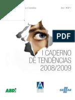 Caderno de Tendecias 2008-2009