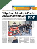 Fuchs analizado por De Pianto (Deporte Total)