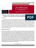 Advances and Challenges in Bioelectromagnetics and Implantable Devices
