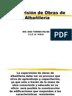 SUPERVISIÓN DE OBRAS