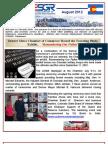 COESGR Newsletter August 2012[2]