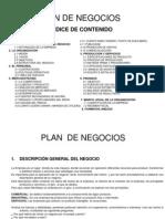 Plan de Negocios Sefide