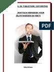Marketing en Publicitaire Copywriting Voor Zelfstandigen en Kmo s