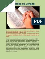 La Biblia Es Verdad