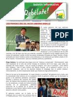 Cmf 53 100 Primeros Dias de Gobierno