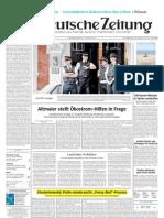 Khodorkovsky Interview with Sueddeutsche Zeitung