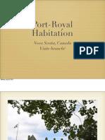 Port Royal Virtual Tour