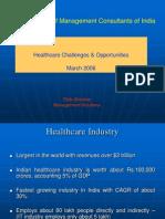 11 Healthcare Challenges T Shankar