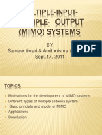 mimo ppt p