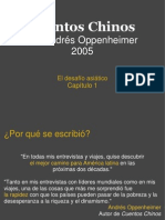 L Cuentos Chinos. Cap 1. a. Oppenheimer. Arg. 2005