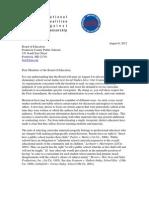 Frederick Social Studies Alive Letter